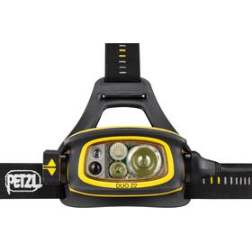 Petzl Duo Z2 Faretto, nero/giallo